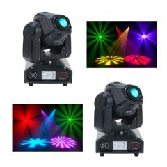 2x Moving Head Package (Hire Cost per Day)